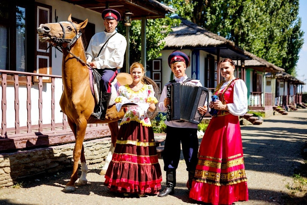 Традиции казаков