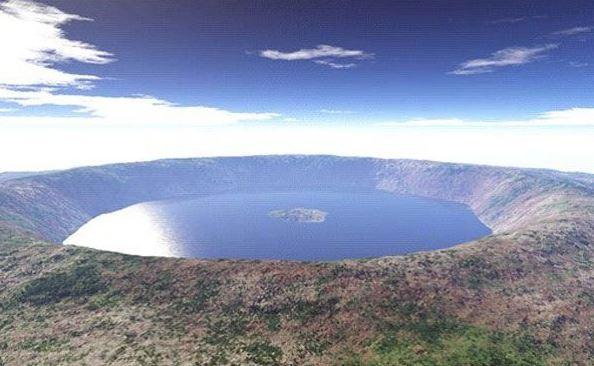 Озеро Босумтви