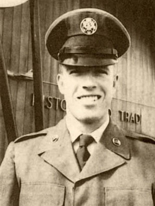 Карлос Рэй Норрис, ВВС США