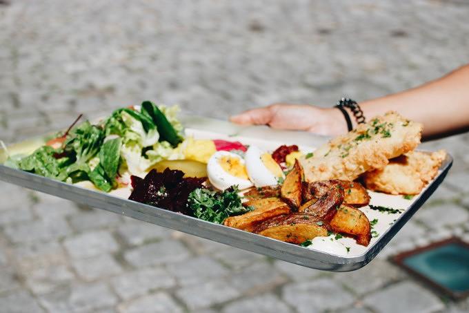 Еврейские кулинарные традиции