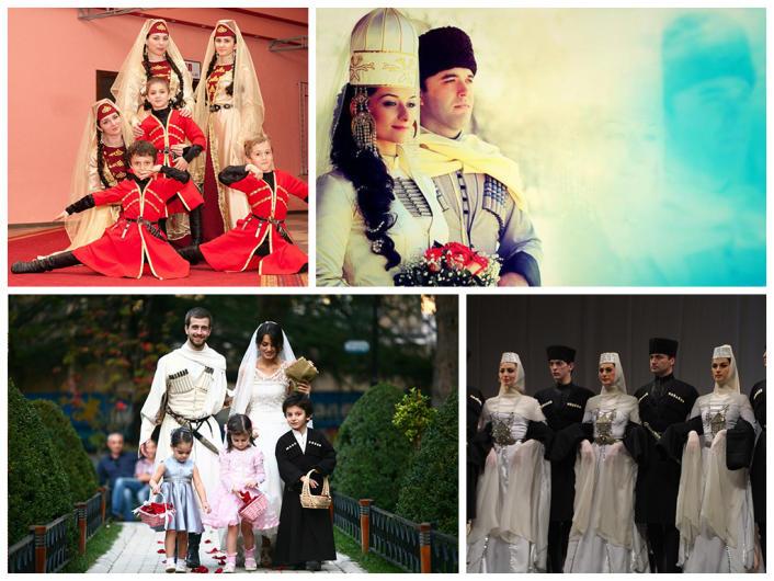 Свадебные традиции народов Кавказа