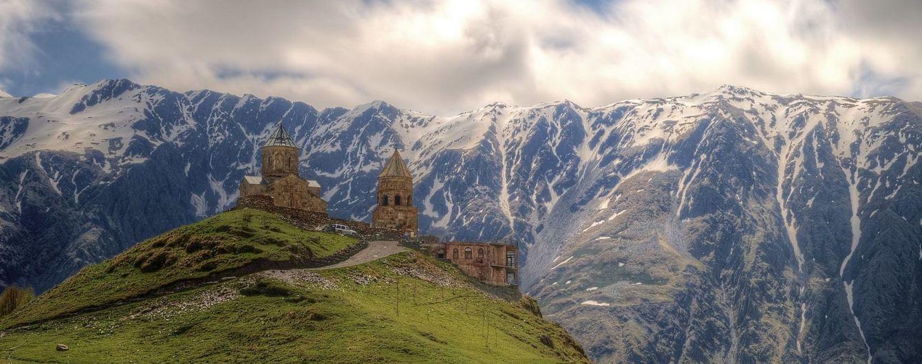 Красота Грузии в одном фото