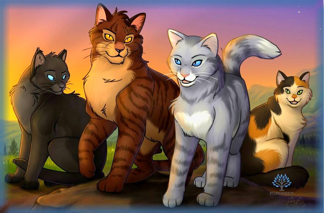 Коты -воители