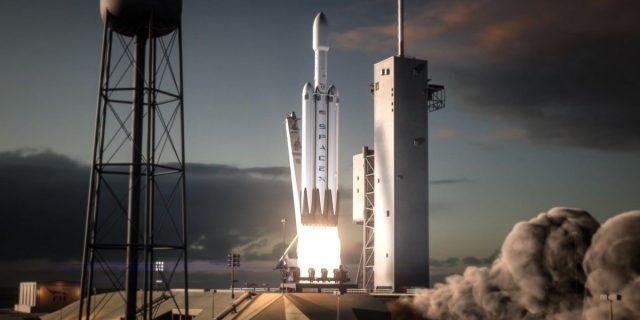 Ракета Falcon 9