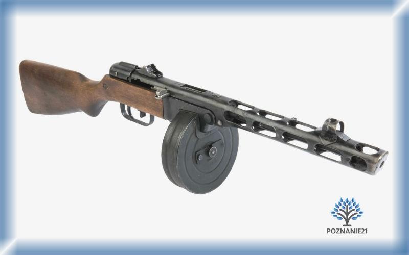 Легендарный ППШ-41