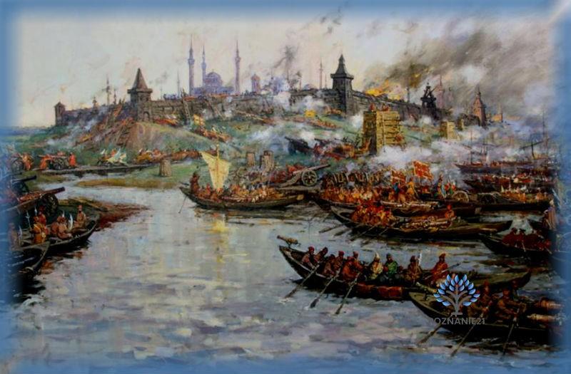 Осада и взятие Казани