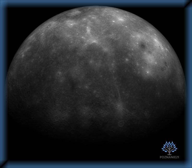 Снимок Меркурия