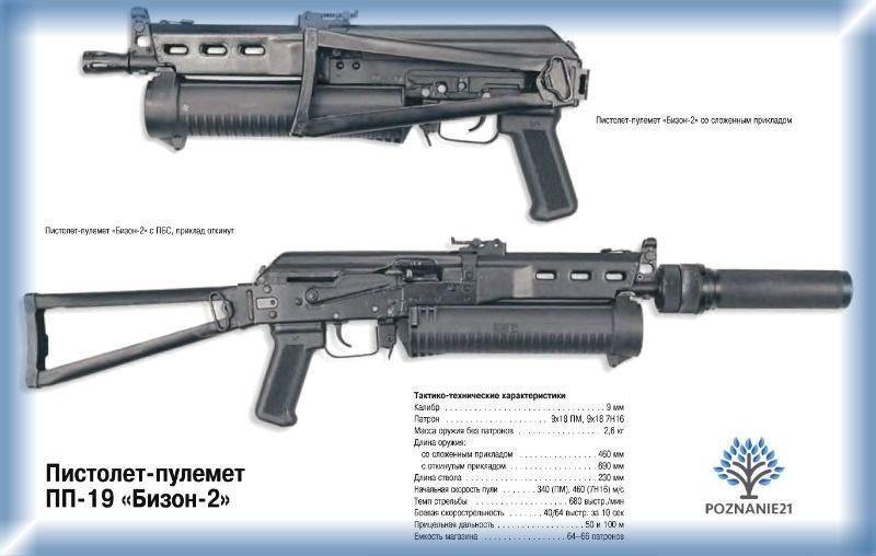 "ПП-19 ""Бизон-2"""