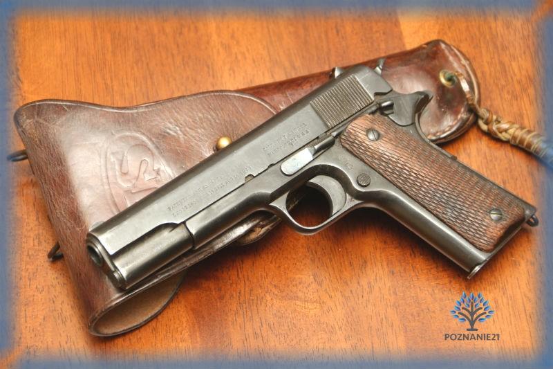 Кольт Браунинг М1911