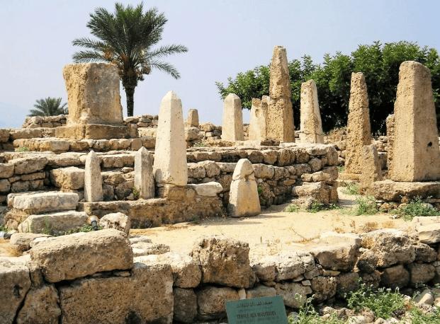 город Библ Финикия