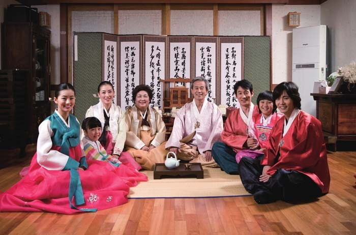 ритуалы в корее