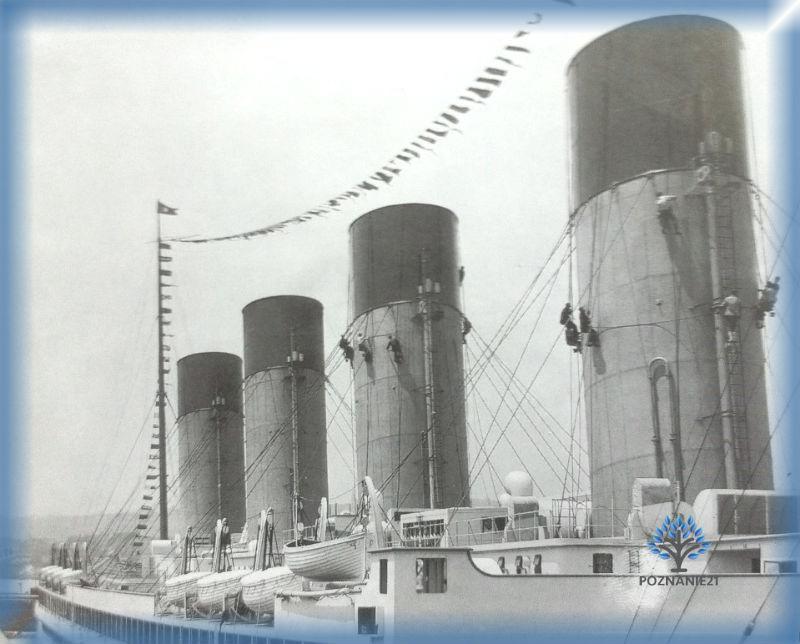 """Трубы """"Титаника"""""""