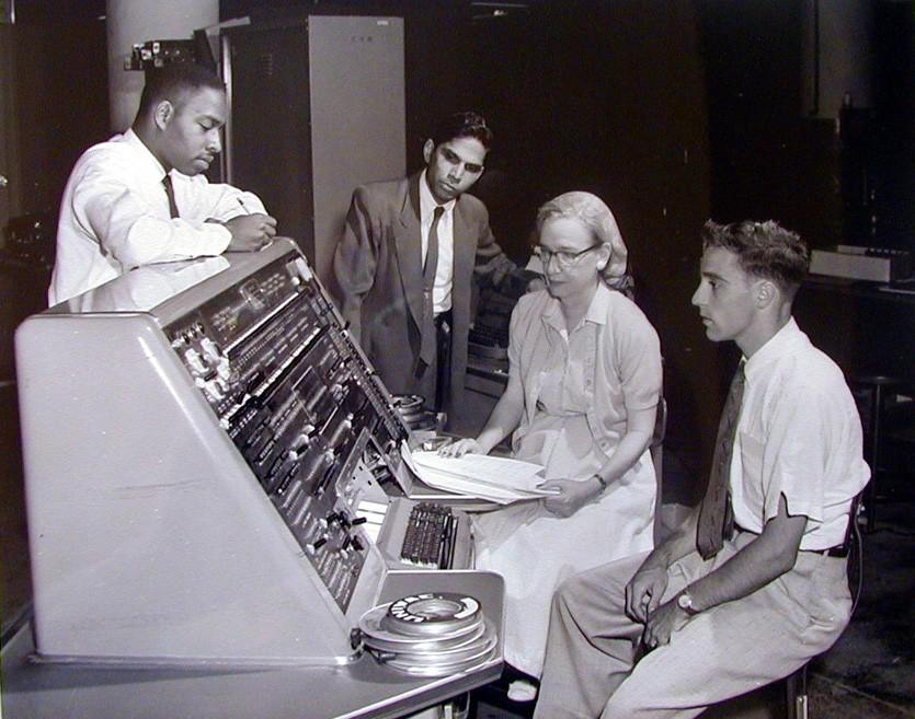 первый компилятор