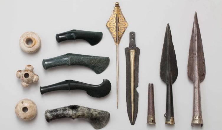 бронзовые инструменты