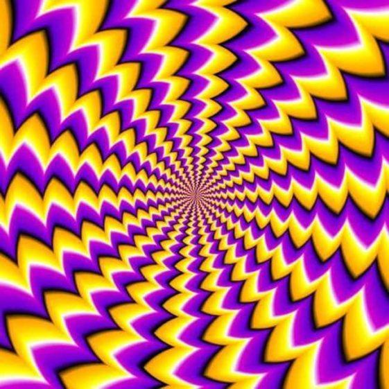 10 изгибающихся оптических иллюзий, которые расскажут о вашей личности