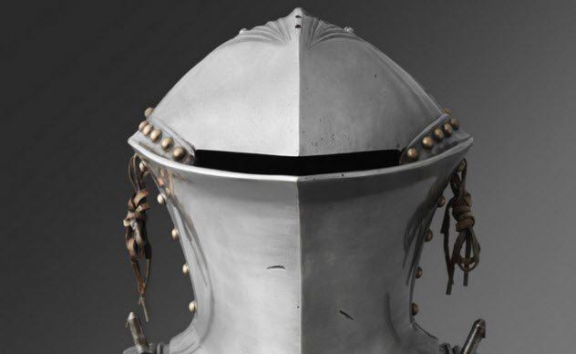 Лягушачий шлем