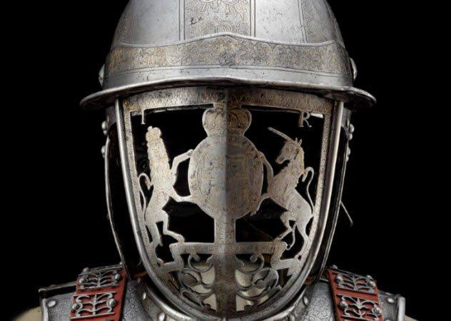 шлем и герб