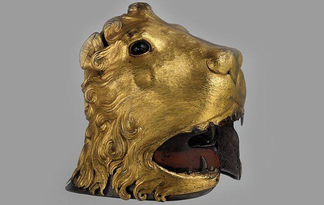 Львиная голова