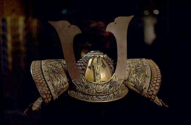 Шлем самураев