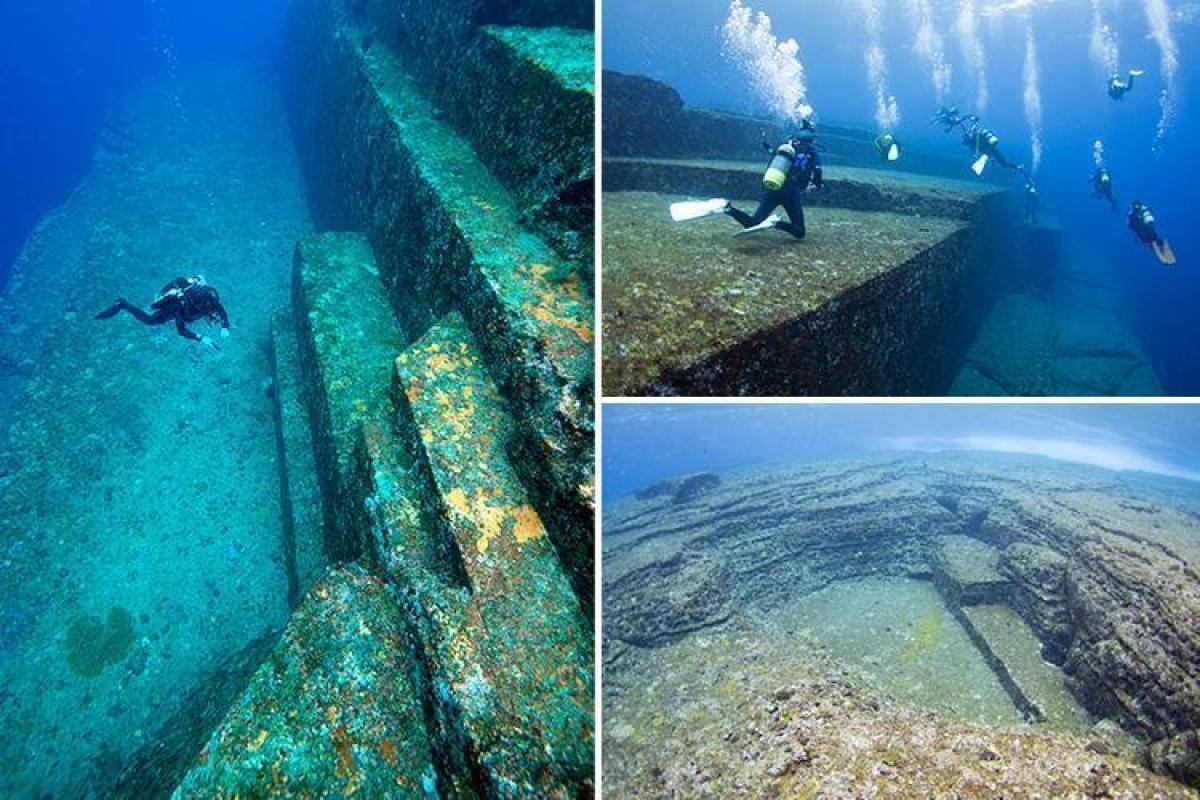 15 странных открытий, связанных с океаном