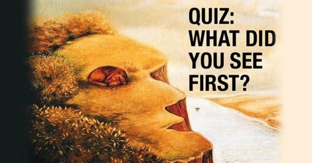 Тест: посмотри на картинку и узнай кое-что новое о своем характере
