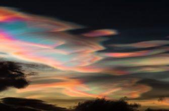 Перламутровые облака. Невероятные небесные краски
