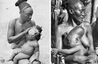 Красота родом из прошлого: шокирующие стандарты