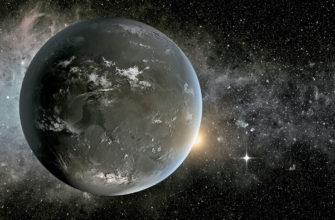 Беспризорная планета