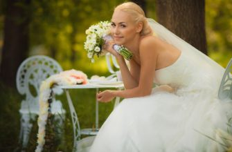 Невеста, ожидающая выкупа