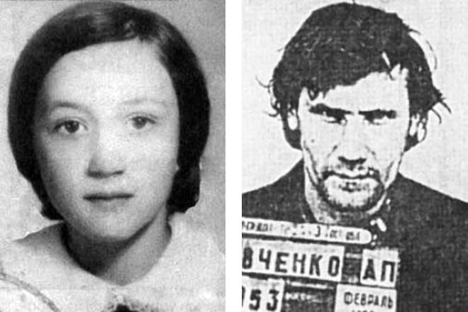 Лена Закотнова и Александр Кравченко