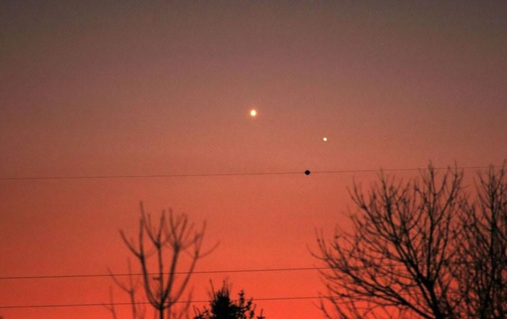 Меркурий и Венера