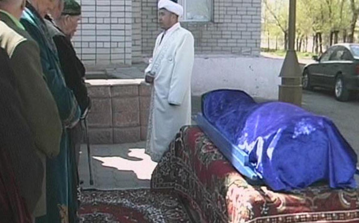 Похороны у мусульман