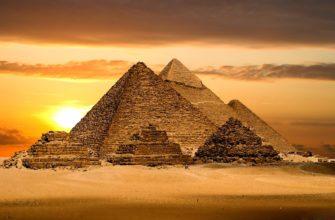 Пирамиды Египта - интересные факты