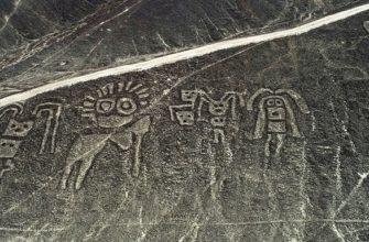 Загадочные геоглифы Наска