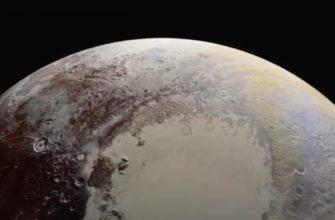 Планета Плутон - интересные факты