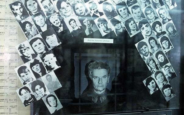 страшная галерея жертв