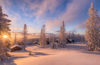 Финский пейзаж