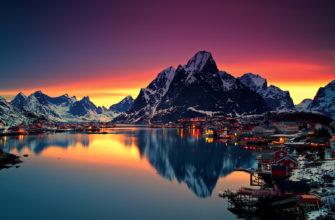 Познавательные факты о Норвегии