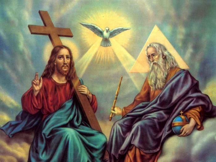 Изображение Святой Троицы
