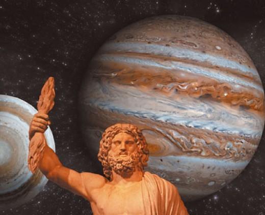 Полосатый Юпитер