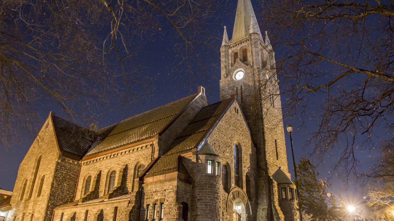 Церковь в Осло