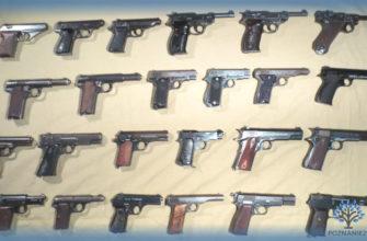 Пистолеты Второй Мировой - заглавная