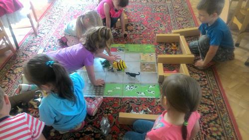 Использование мини-робота Вее-Воt «Умная пчела» в работе с детьми дошкольного возраста : Работа с дошкольниками